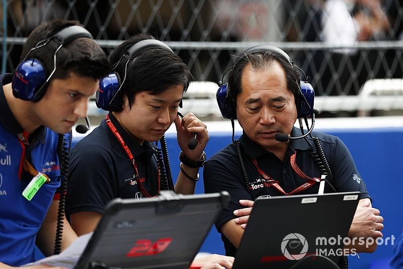 レースに帯同する人数は約2倍……ホンダの2チーム供給体制
