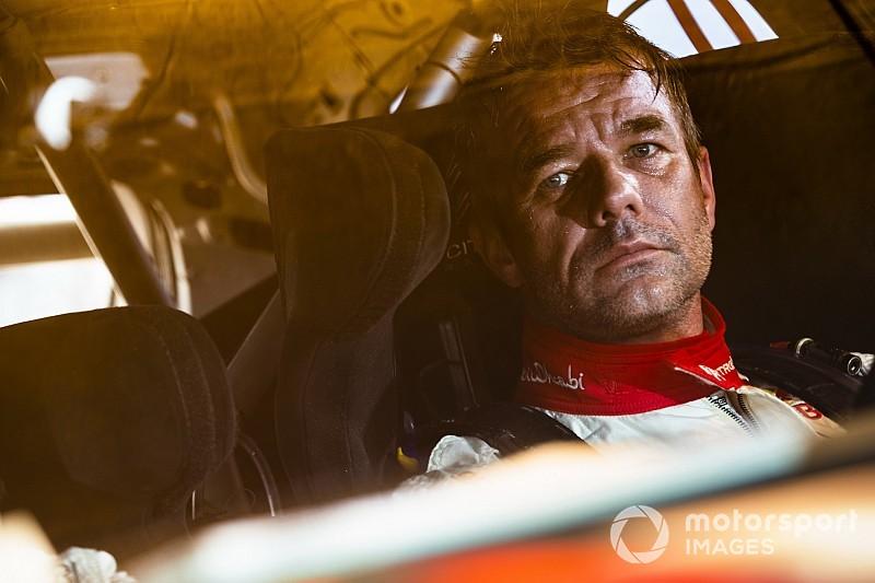 Loeb kembali turun di Dakar 2019
