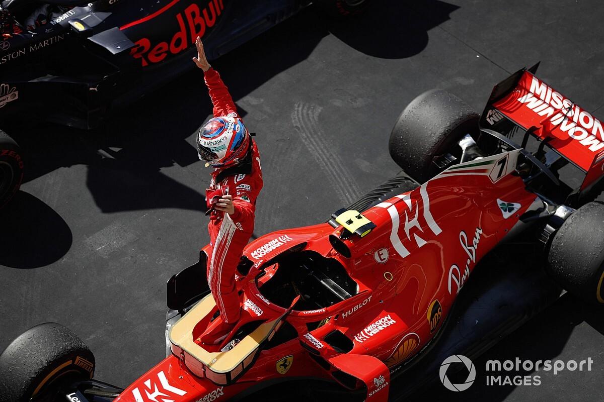 Fotogallery F1: il ritorno alla vittoria di Raikkonen e della Ferrari al GP degli USA 2018