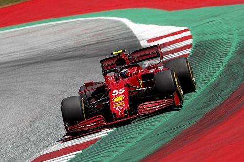"Sainz explains F1 ""strange scenario"" of unlapping himself in Styria"