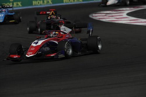 Doohan győzött a vizes pályán rendezett F3-as futamon, Leclerc ismét nagyot ment!