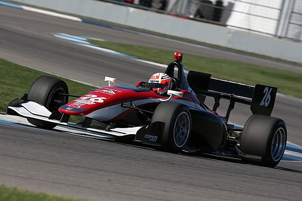 Indy Lights Andretti hires Nico Jamin for Indy Lights team