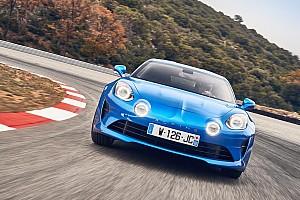 Auto Actualités Vers une version sport plus radicale de l'Alpine A110?
