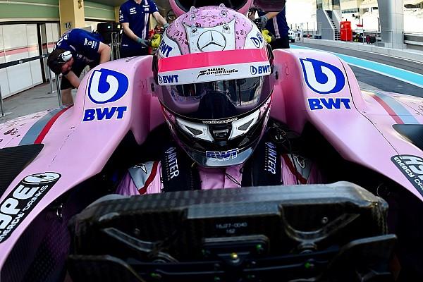F1 Noticias de última hora Mazepin estrenará el nuevo Force India en Barcelona
