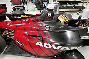 Super Formula Breaking news Spek mobil Super Formula Rio Haryanto