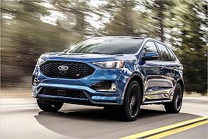 Neue Version des Ford Edge in den USA