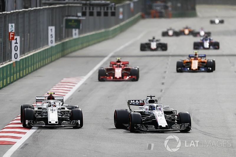 La FIA considera más cambios para impulsar los adelantamientos en F1