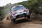 WRC Tanak lidera en Portugal