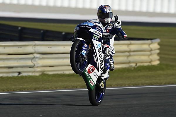Moto3 Relato de classificação Martín fecha a temporada com sua nona pole