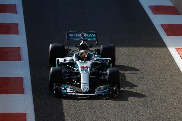 Formula 1 Practice report Abu Dhabi GP: Hamilton strikes back in FP2