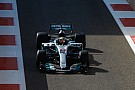 Formula 1 Abu Dhabi GP: Hamilton strikes back in FP2