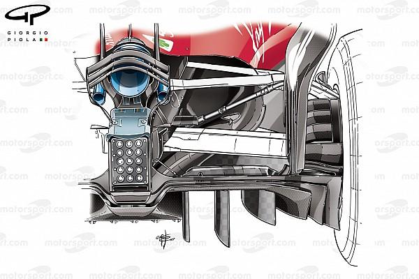 Fórmula 1 Análise Técnica: Rivais da Mercedes trabalham cedo para 2018