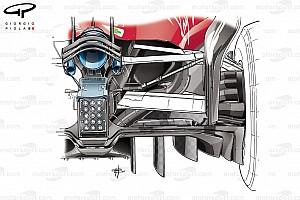 Formule 1 Analyse Tech analyse: Red Bull en Ferrari al volop bezig voor 2018