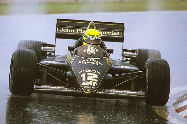 Formula 1 Special feature Motorstore Gallery feature star: Ayrton Senna's first F1 victory