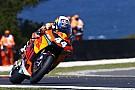 Moto2 Oliveira topt derde training op opdrogend Phillip Island