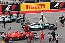 Formula 1 Amerika GP öncesi: Yarış gridi