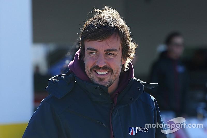 Alonso compara sensação de Daytona com a de Indianápolis