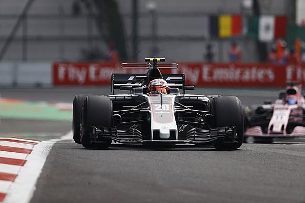 Magnussen: Haas a