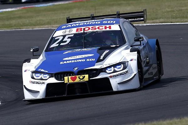 DTM Qualifiche Vendetta Eng al Lausitzring, pole position per Gara 2