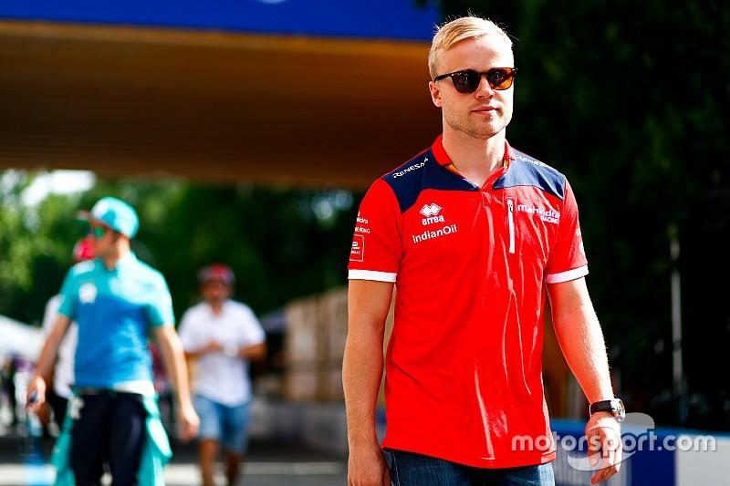 Wehrlein no podrá estar en la primera carrera de Fórmula E y Rosenqvist le sustituirá