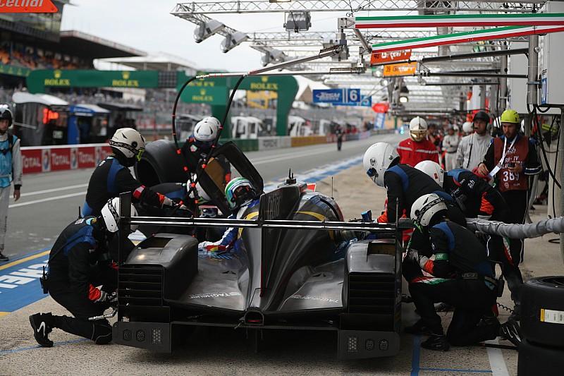 Le Mans: ormai l'obiettivo è il traguardo per la Cetilar Villorba Corse