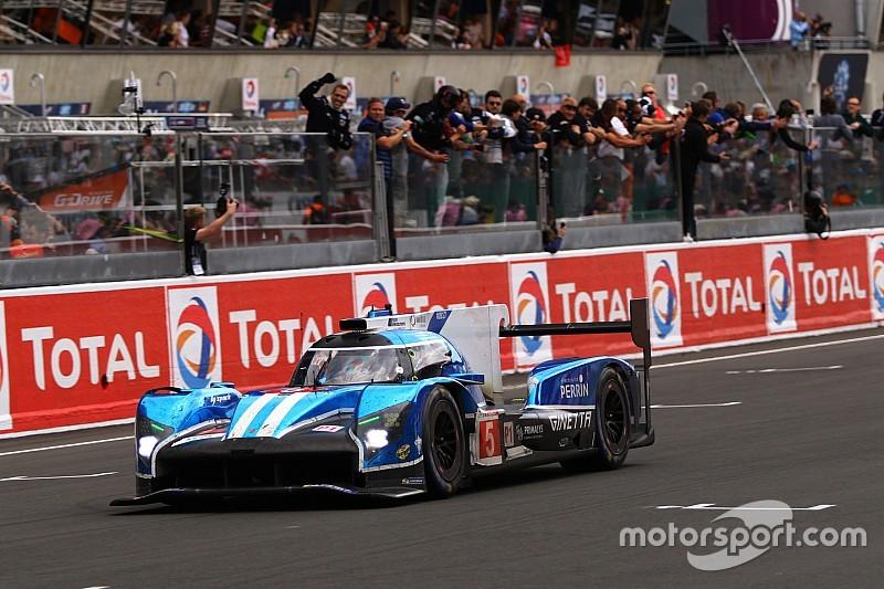Manor lepas tangan dari program LMP1 Ginetta