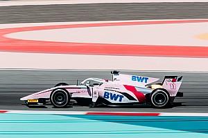 FIA Fórmula 2 Crónica de test Gunther acaba el test de F2 en Bahrein con el mejor tiempo