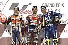Galeri: MotoGP Katar yarışından kareler