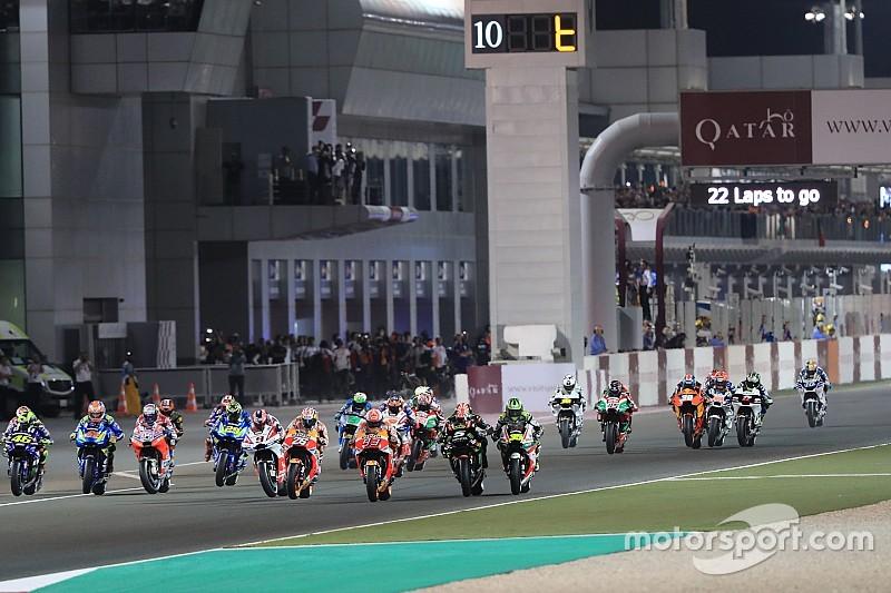 [MotoGP] MotoGP赛会考虑把卡塔尔站比赛时间提前