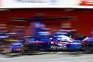 Forma-1 Eleinte el fog maradni a csoda a Toro Rosso-Hondával