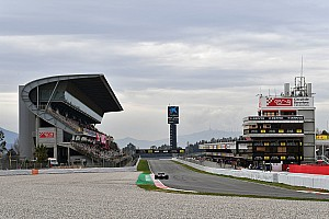 Формула 1 Livefeed Текстова трансляція фінального дня тестів Ф1 у Барселоні