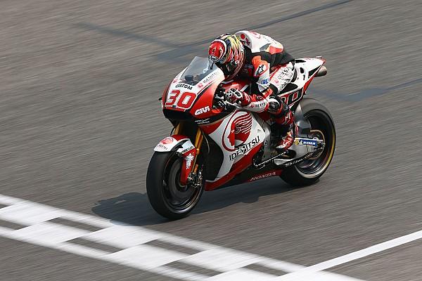 MotoGP テストレポート タイテスト最終日:中上貴晶8番手。トップタイムはペドロサがマーク