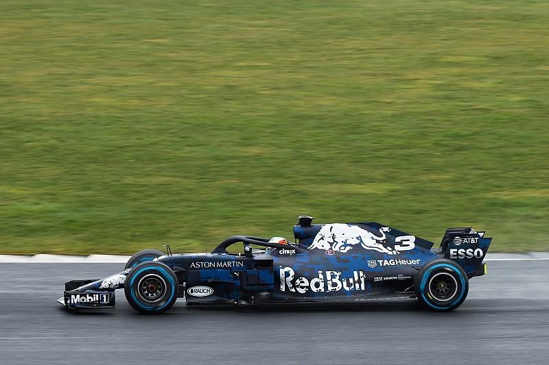 Red Bull: ecco il video a 360° della RB14 in pista a Silverstone