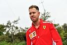 Vettel juge
