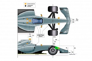 Las reglas de la F1 limitan resolver el problema de la TV con el Halo