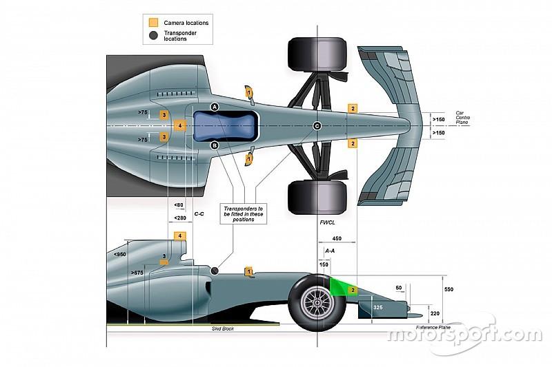 Halo ganggu onboard, F1: Belum ada solusi