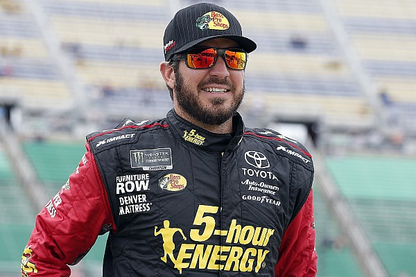 NASCAR Cup Truex says Fords have