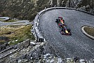 Sébastien Buemi und Red Bull düsen den Gotthard-Pass hinauf