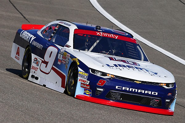NASCAR Xfinity Beinhartes Teamduell: William Byron ist NASCAR Xfinity-Champion 2017