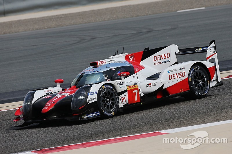 Toyota officially confirms 2018/19 WEC participation