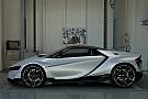 Симрейсинг Honda показала спорткар Vision GT для Gran Turismo Sport