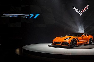 Automotive Breaking news Chevy Corvette ZR1 unveiled as the fastest, most powerful Vette ever