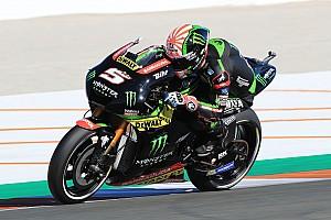 MotoGP Réactions Zarco teste la Yamaha 2017, avec