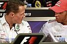 Hamilton puede lograr algo que solo consiguió Schumacher
