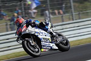 MotoGP Noticias Rabat, con lesiones en los músculos de los dedos, se someterá a más pruebas este jueves