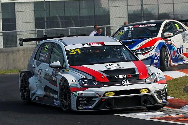 TCR China: il TeamWork Motorsport punta al titolo con la Volkswagen di Wong ed Hui