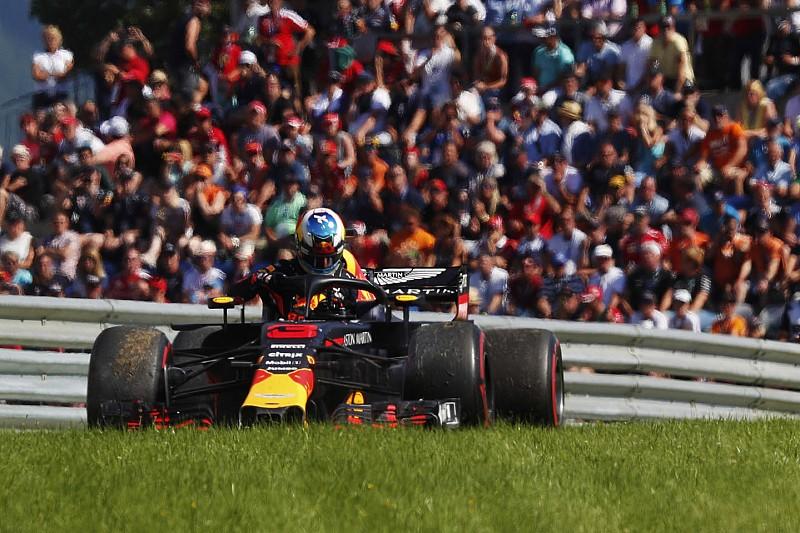 Ricciardo nem érti, a Ferrarihoz képest mitől olyan katasztrofális a gumikezelésük