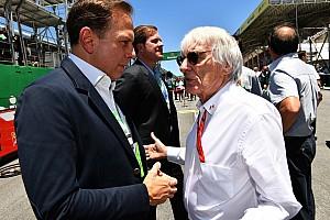 Formula 1 Breaking news Liberty mustn't ignore F1 breakaway threat, says Ecclestone