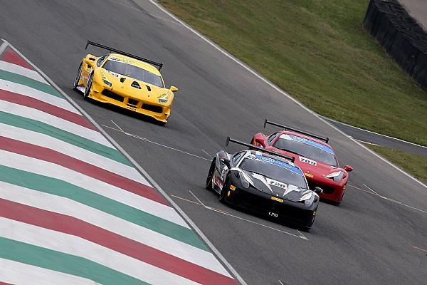 Ferrari Joseph Rubbo gana la final mundial de la 458 en Mugello