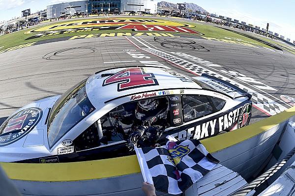 NASCAR Cup Kevin Harvick: Las Vegas win